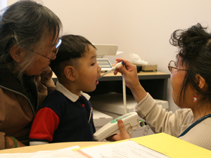 YKHC is committed to providing quality care to patients of all ages. — Photo by So-and-So.
