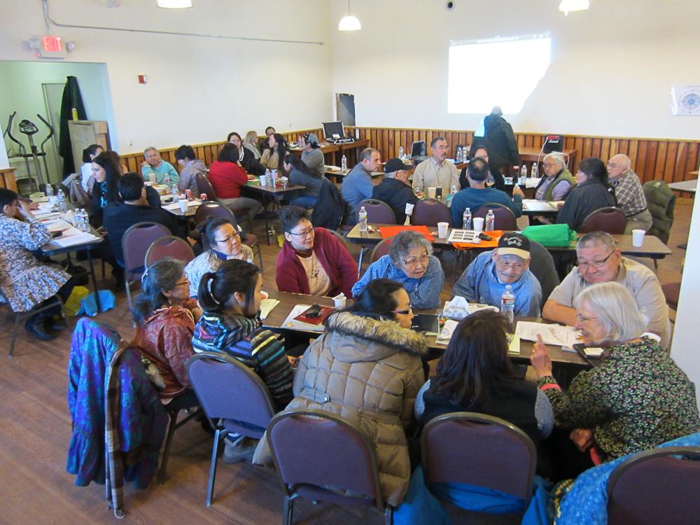 December 4-6, 2012 Longhouse Inn